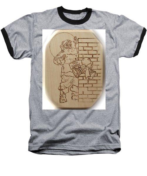 Santa Claus - Feliz Navidad Baseball T-Shirt