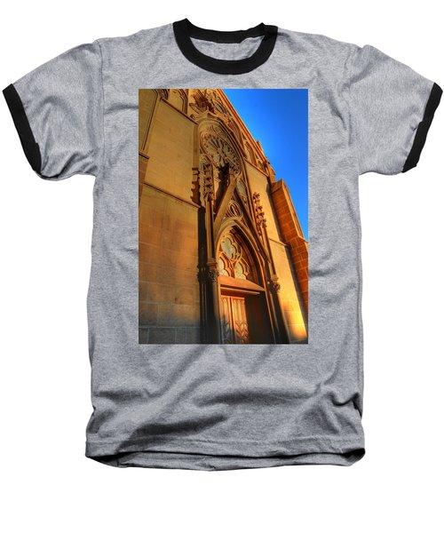 Santa Fe Church Baseball T-Shirt