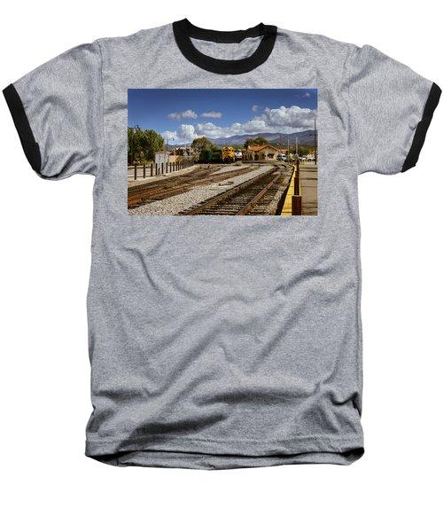 Santa Fe Rail Road Baseball T-Shirt