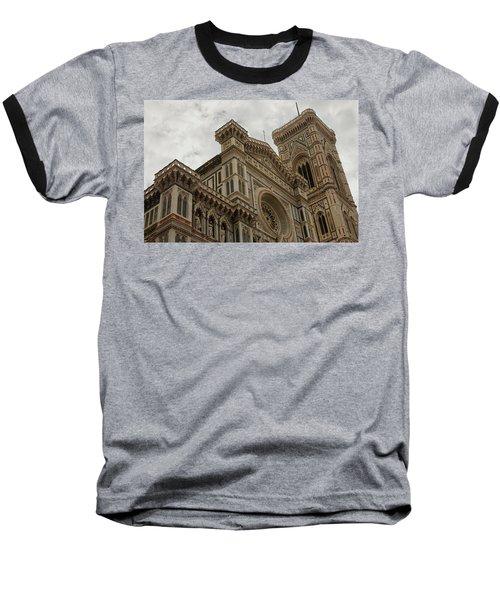 Santa Maria Del Fiore - Florence - Italy Baseball T-Shirt