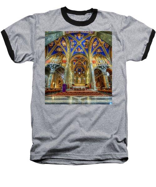 Santa Maria Sopra Minerva 2.0 Baseball T-Shirt