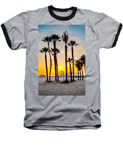Santa Monica Palms Baseball T-Shirt
