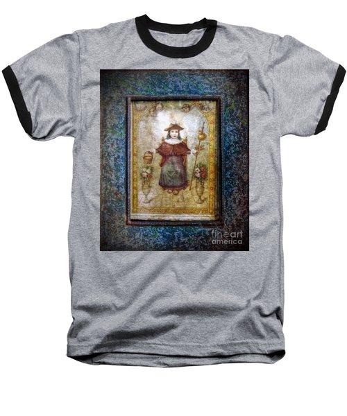 Santo Nino De Atocha Baseball T-Shirt