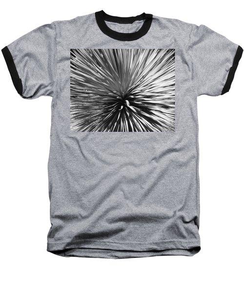 Sapphire Skies 2 Baseball T-Shirt by Ellen Henneke