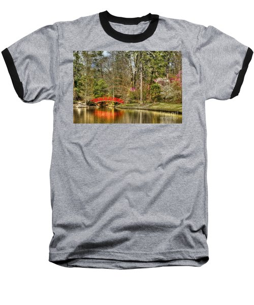 Sarah P. Duke Gardens Baseball T-Shirt