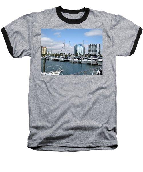 Baseball T-Shirt featuring the photograph Sarasota Fl Usa by Oksana Semenchenko