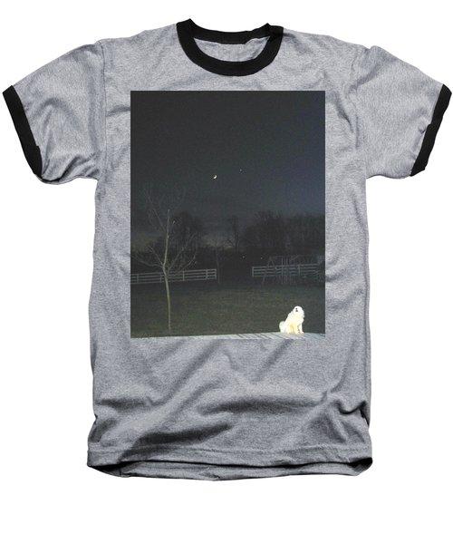 Sasha Baseball T-Shirt