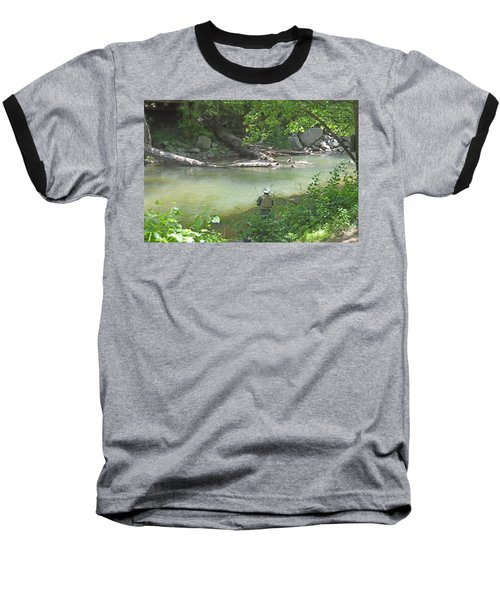 Baseball T-Shirt featuring the photograph Saturday Afternoon by Judith Morris