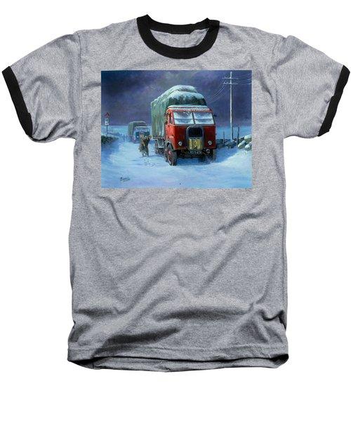 Scammell R8 Baseball T-Shirt