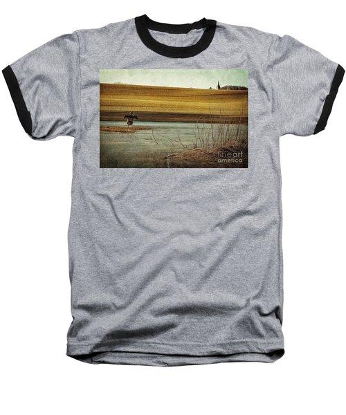 Scarecrow's Realm Baseball T-Shirt