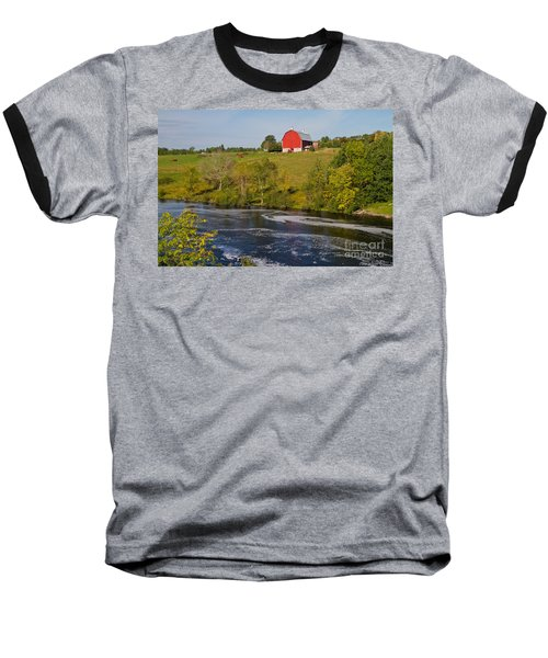 Midwest Farm Baseball T-Shirt
