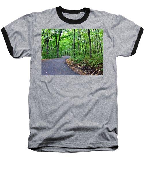 Scenic Minnesota 12 Baseball T-Shirt