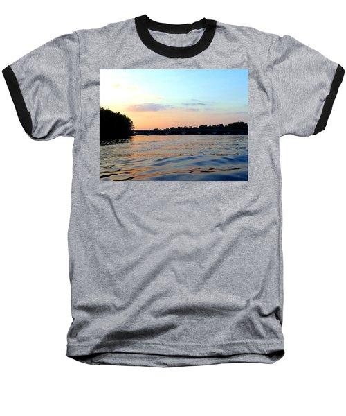 Scenic Minnesota 3 Baseball T-Shirt