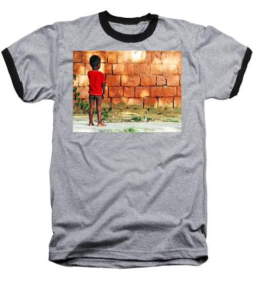 Sceptical Baseball T-Shirt