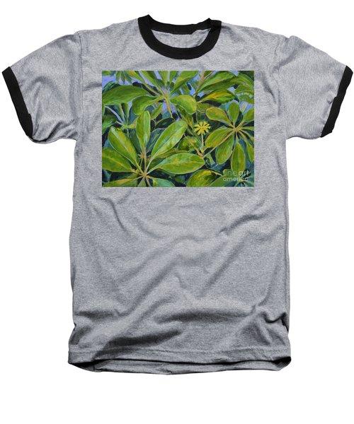 Schefflera-right View Baseball T-Shirt