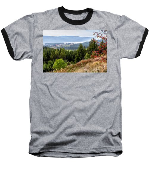 Schluchsee In The Black Forest Baseball T-Shirt