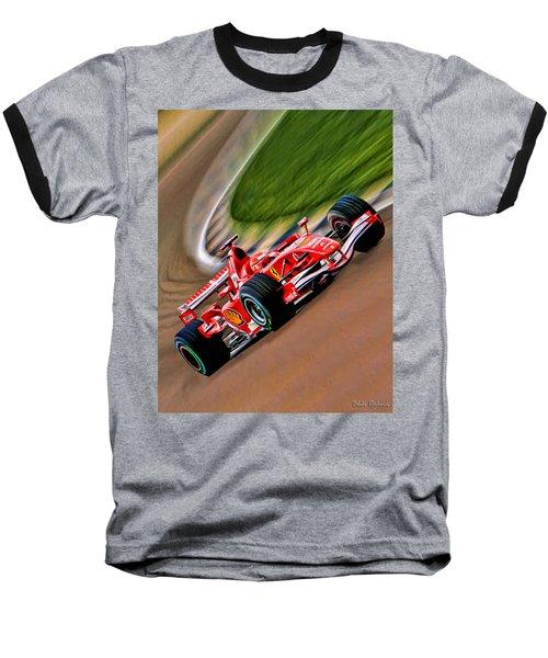 Schumacher Bend Baseball T-Shirt