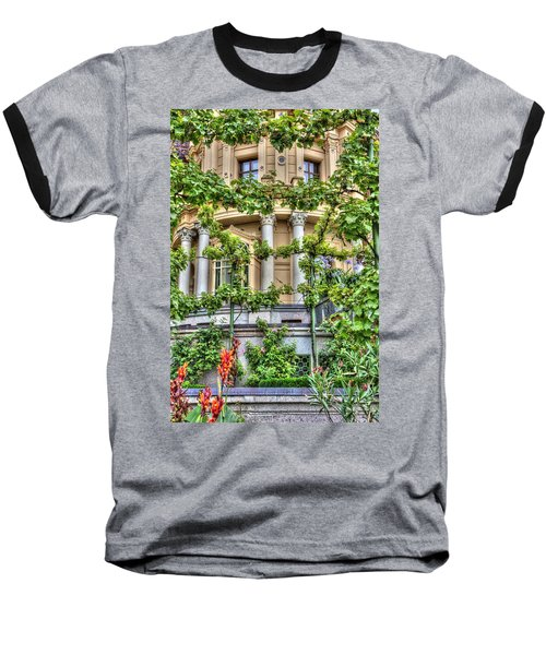 Schwerin Castle Windows. Baseball T-Shirt