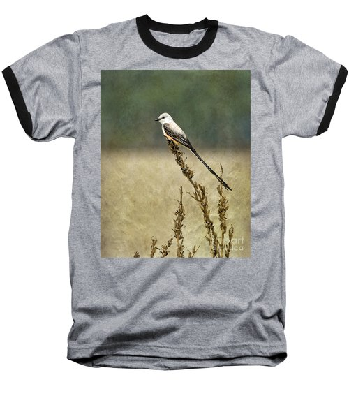 Scissortailed-flycatcher Baseball T-Shirt