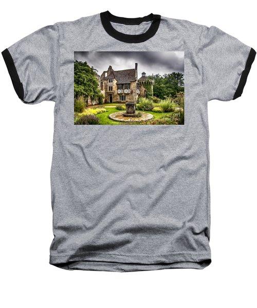 Scotney Castle 4 Baseball T-Shirt