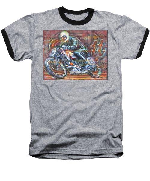 Scott 2 Baseball T-Shirt by Mark Jones