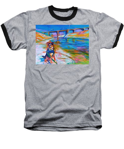 Scout The River Guard Baseball T-Shirt