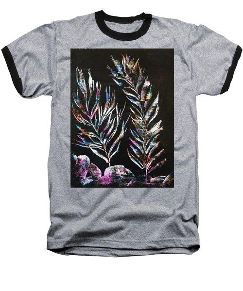 Sea Ferns Baseball T-Shirt