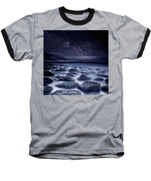 Sea Of Tranquility Baseball T-Shirt