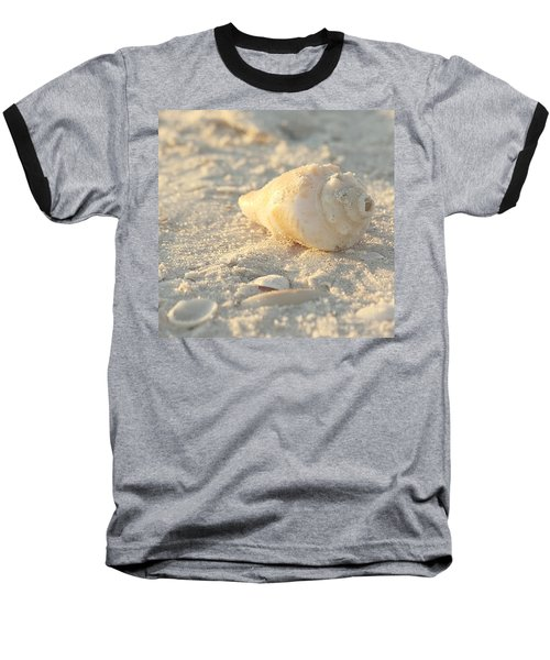 Sea Shells Baseball T-Shirt