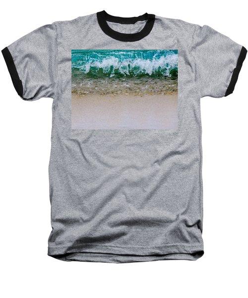 Sea Shore Colors Baseball T-Shirt
