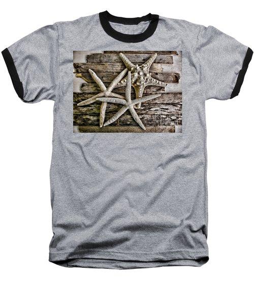 Sea Stars Baseball T-Shirt