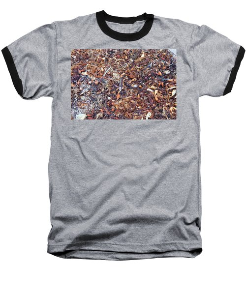 Sea Stuff Baseball T-Shirt