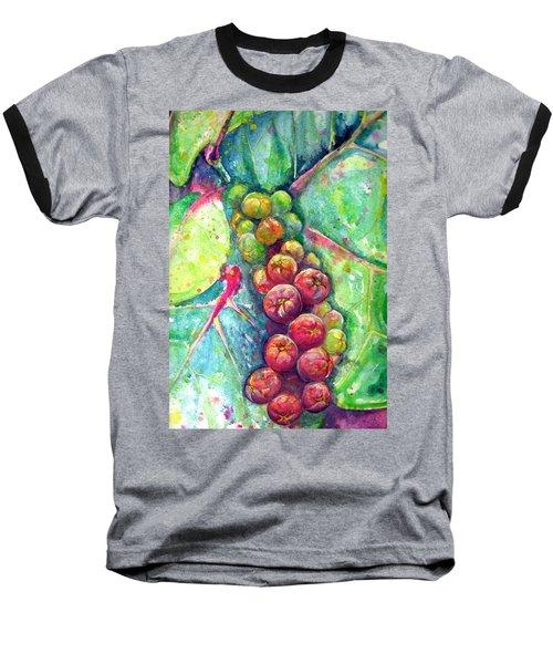 Seagrapes Baseball T-Shirt