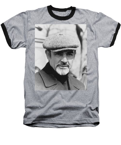 Sean Connery Baseball T-Shirt