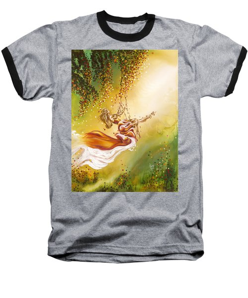 Search For The Sun Baseball T-Shirt
