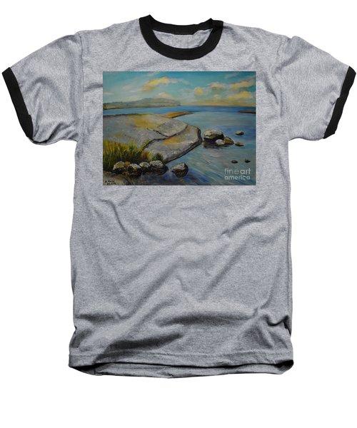 Seascape From Hamina 1 Baseball T-Shirt