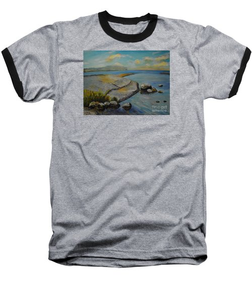 Seascape From Hamina 1 Baseball T-Shirt