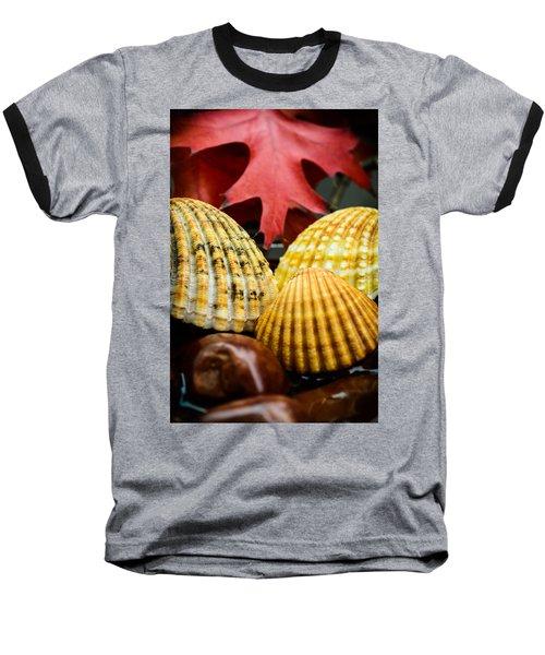 Seashells II Baseball T-Shirt
