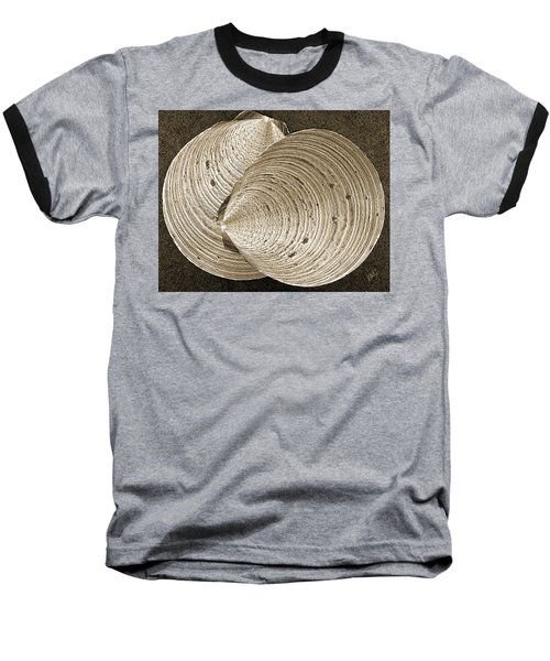 Seashells Spectacular No 11 Baseball T-Shirt