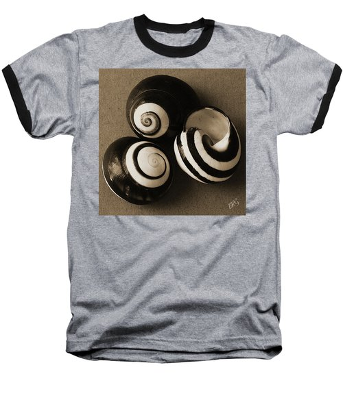 Seashells Spectacular No 27 Baseball T-Shirt