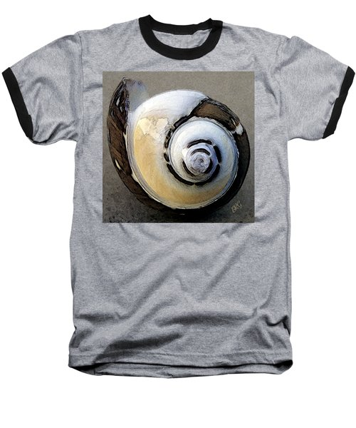 Seashells Spectacular No 3 Baseball T-Shirt