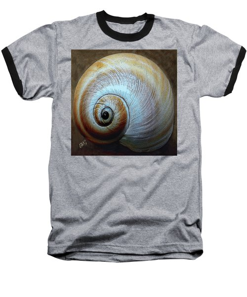 Seashells Spectacular No 36 Baseball T-Shirt