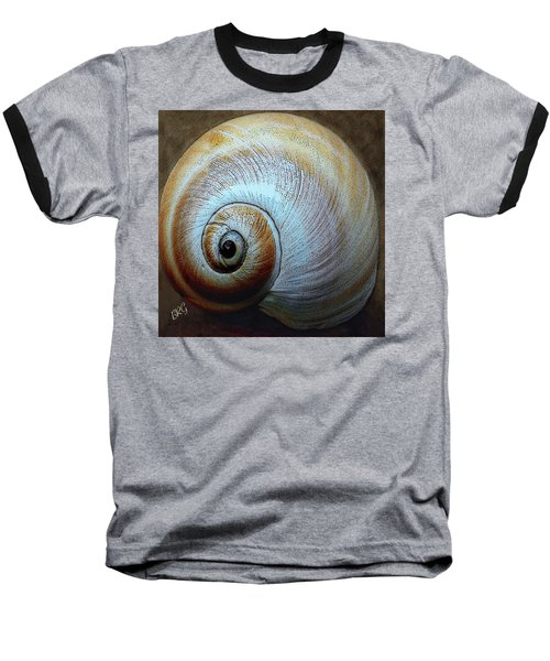Seashells Spectacular No 36 Baseball T-Shirt