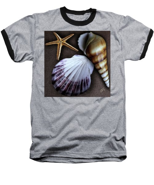 Seashells Spectacular No 37 Baseball T-Shirt