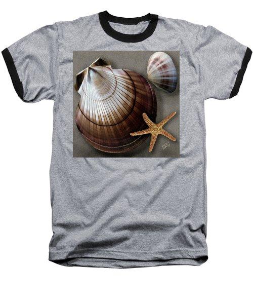 Seashells Spectacular No 38 Baseball T-Shirt