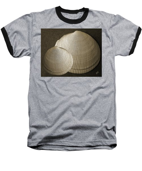 Seashells Spectacular No 8 Baseball T-Shirt
