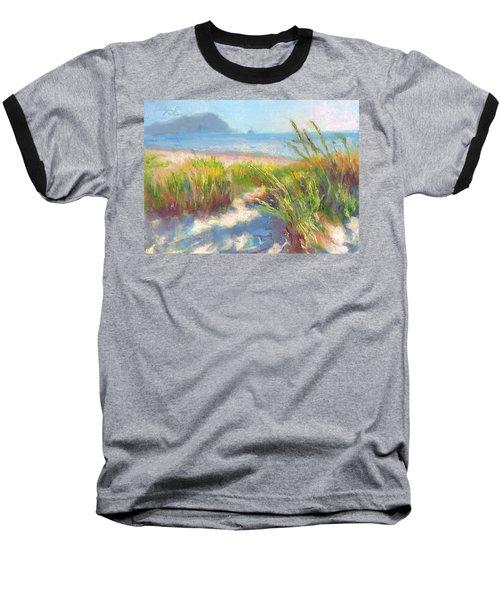 Seaside Afternoon Baseball T-Shirt