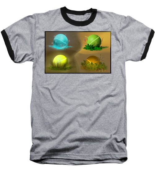 Seasons Baseball T-Shirt
