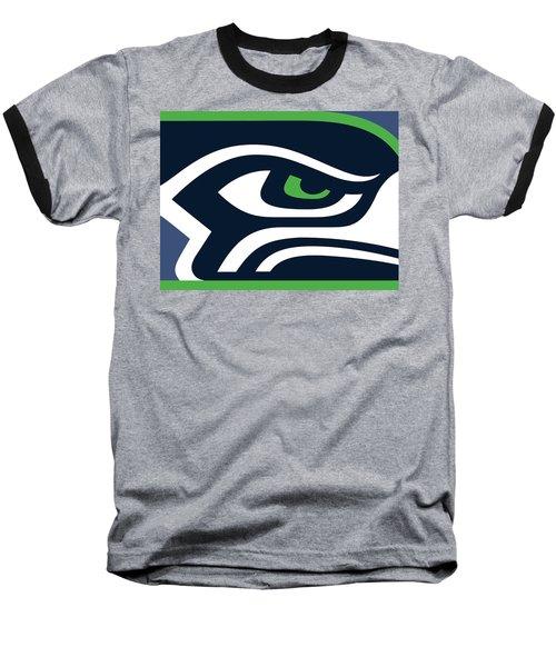 Seattle Seahawks Baseball T-Shirt