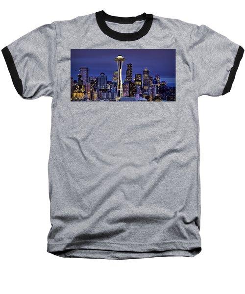 Seattle Skies Baseball T-Shirt